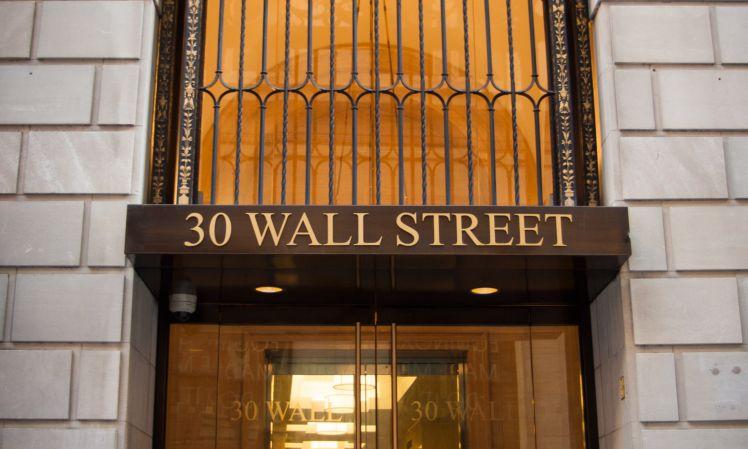 Wall Street 30 på lager